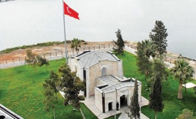 Süleyman Şah'a şok operasyon