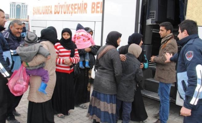 Suriyeli dilencilere operasyon