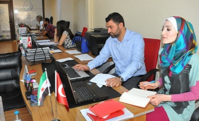Suriyeli işsizlerin rızık'ı Rızk'tan