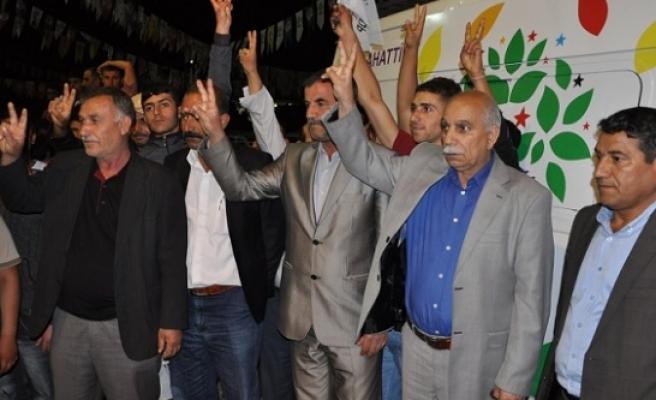 Suruç'tan AK Parti'ye büyük şok!