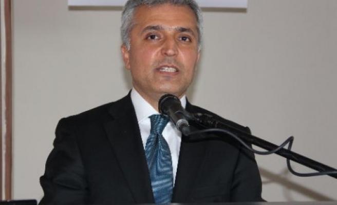 Tbmm Toplumsal Barış Komisyonu Üyesi Abdulkerim Gök: