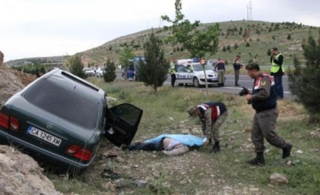 Trafik kazasından cinayet çıktı