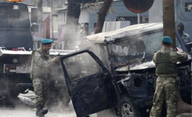 Türk Büyükelçiliğine bombalı saldırı