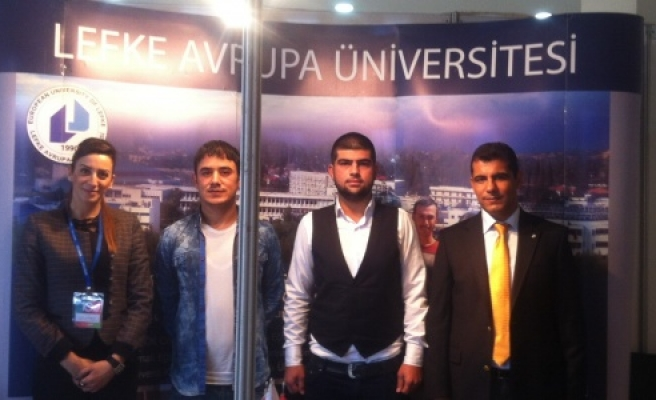 Üniversiteler Şanlıurfa'da Kendilerini Tanıttı…