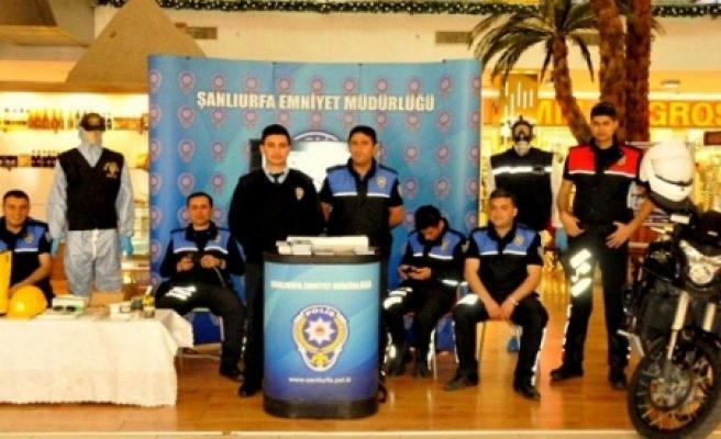 Urfa City Polisleri unutmadı
