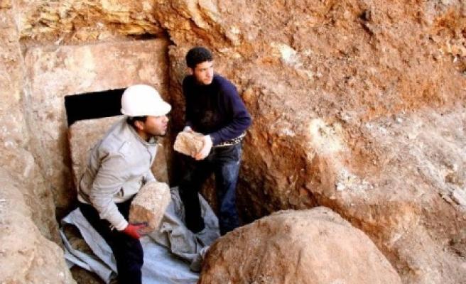 Urfa Kalesi'nde bakın ne bulundu?