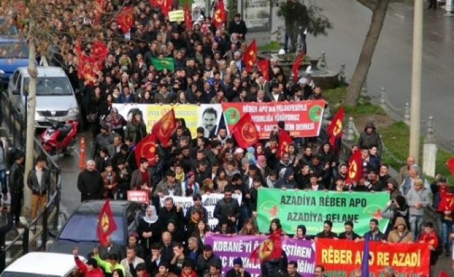 Urfa'da 3 Bin kişilik yürüyüş