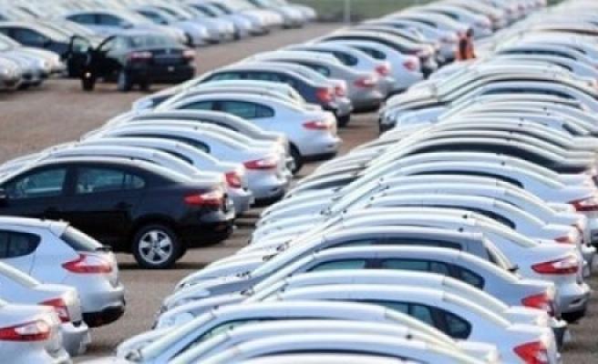 Urfa'da araç sayısı arttı