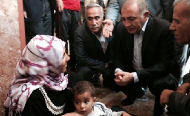 Urfa'da iddialı konuştu