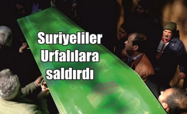 Urfa'da kavga: 1 ölü, 3 yaralı