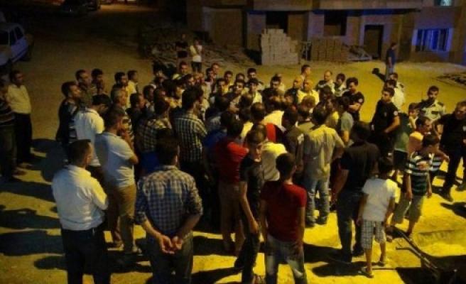 Olaylar Urfa'ya sıçradı