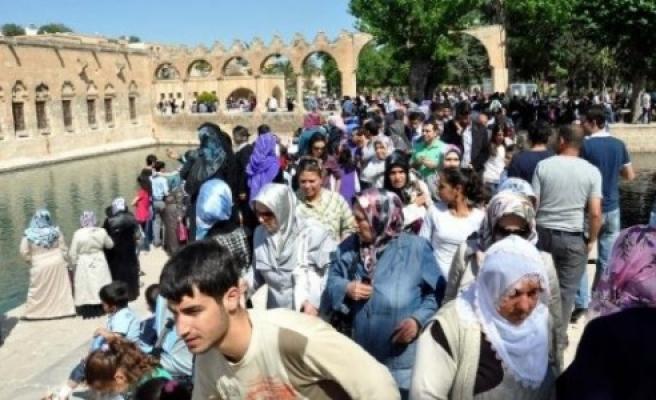Urfa'da yaşlı nüfus az!