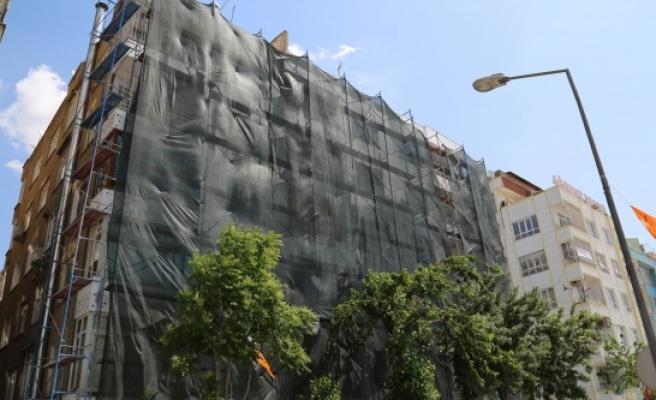 Urfa'nın çehresi değişiyor