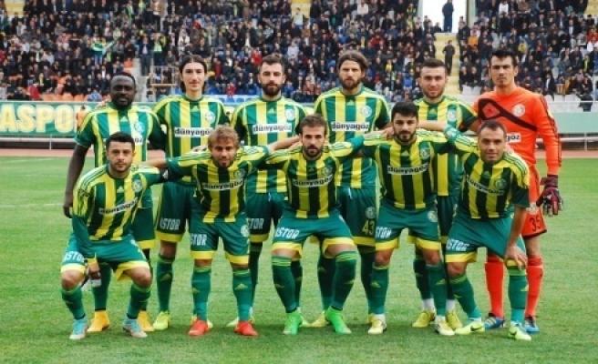 Urfaspor bu cezayı ilk defa aldı