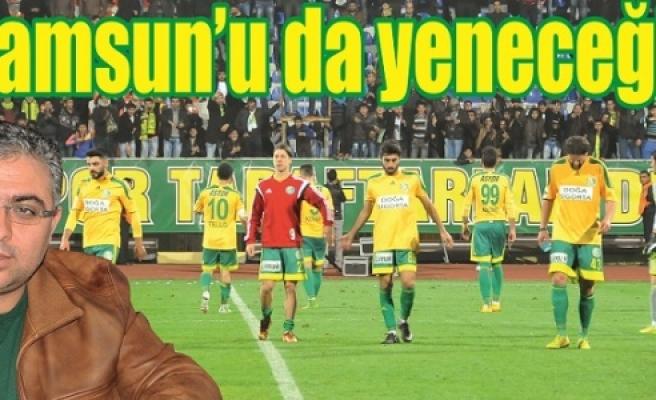 Urfaspor, Samsun maçına kenetlendi