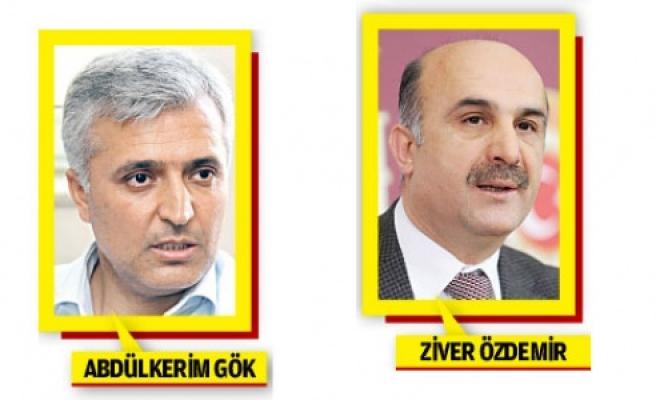 Vekil Gök Ankara'da konuştu...