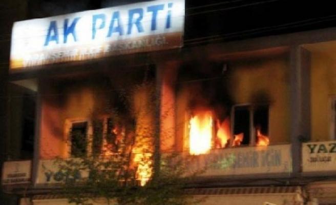 Viranşehir'de gergin gece!