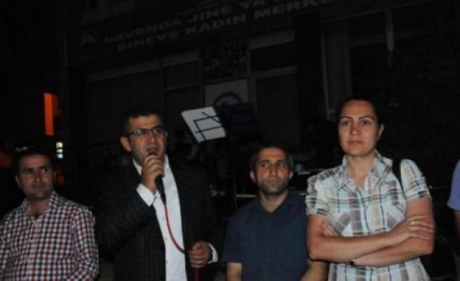 YPG'ye destek için Urfa'ya geliyorlar
