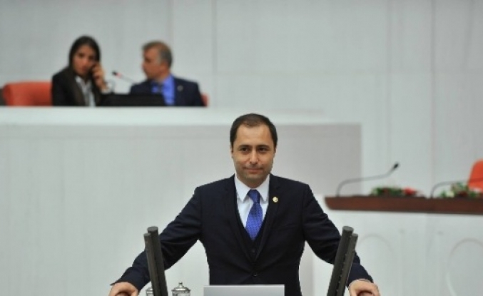 MHP Milletvekili Tuna Gaziler Gününü Kutladı