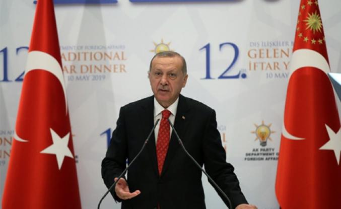 Erdoğan operasyon sinyalini verdi...