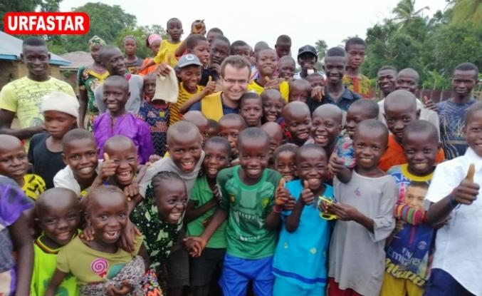 3 kıta, 15 ülke, 125 bin aile...