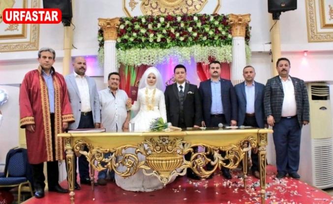 Müdür Çakmak Evlendi