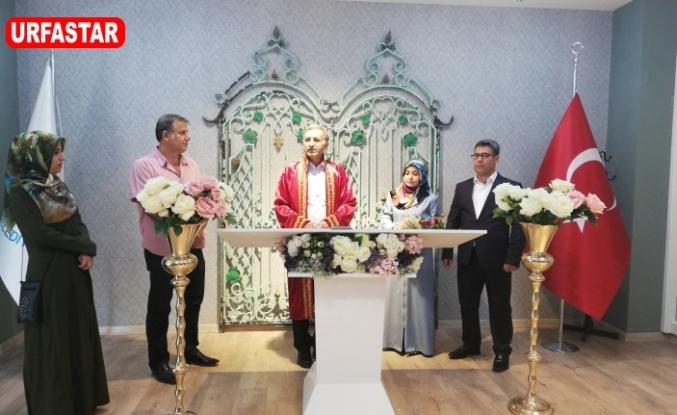 Haliliye nikah salonunun yeri değişti