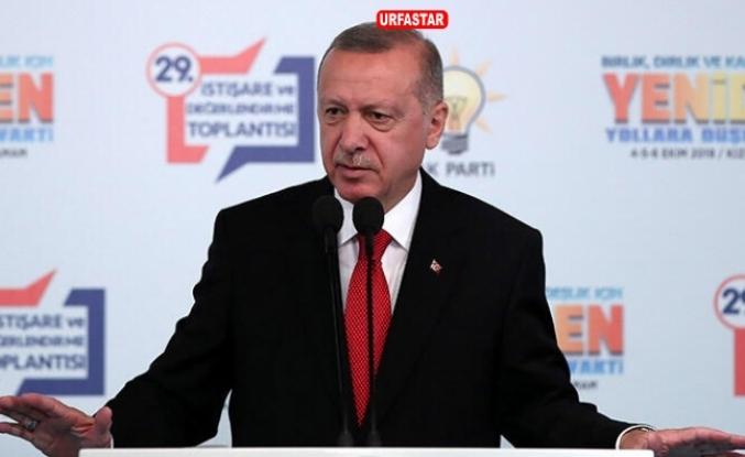 Erdoğan son noktayı koydu...