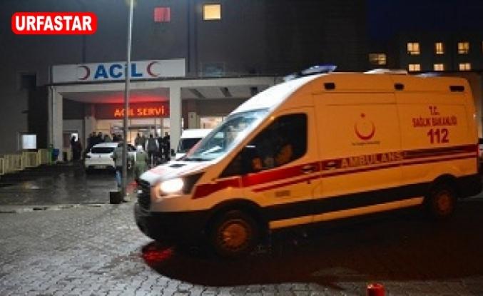 Silahlı kavgada bir kadın yaralandı