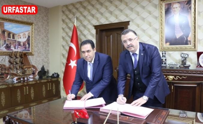 Yükümlüler için protokol imzaladılar...