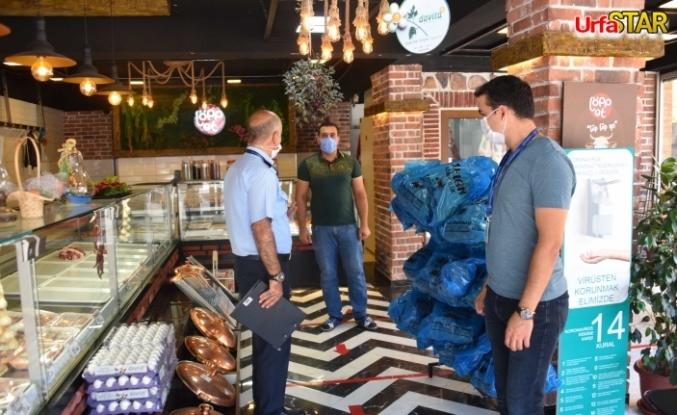 Siverek'te esnaf ve vatandaşlar uyarılıyor