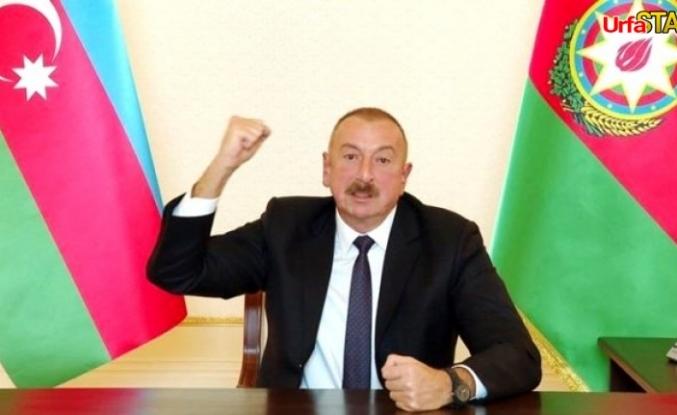 13 köye daha Azeri Bayrağı dikildi