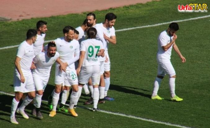 Urfaspor bu sezon rekor kırdı!
