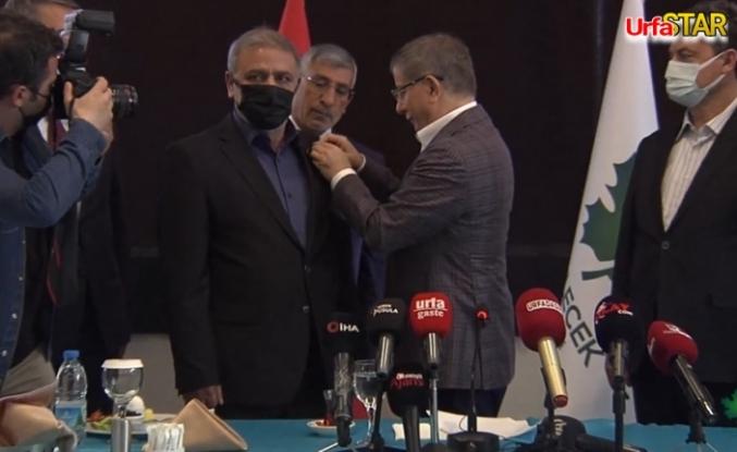 Urfa'ya gelen Davutoğlu'ndan flaş açıklamalar