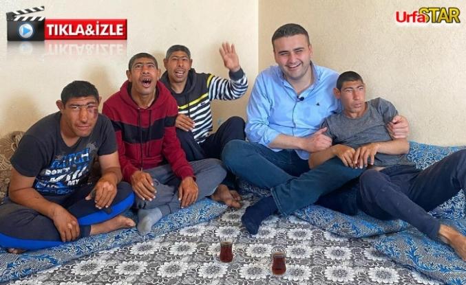 Czn Burak bu kez Urfa'da gönülleri fethetti
