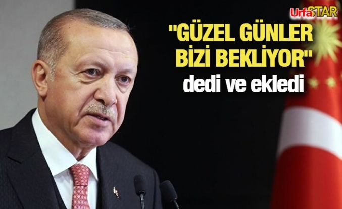 Erdoğan'dan Önemli Açıklama