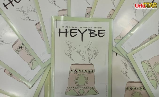 """Gençlik Meclisi'nden """"Heybe"""" isimli dergi"""