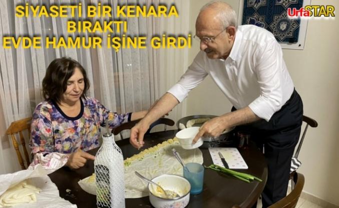 Kılıçdaroğlu bayram telaşına girdi