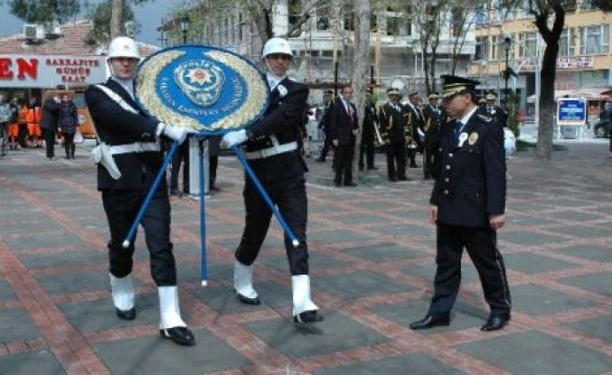 Karaman'da Polis Haftası Etkinlikleri