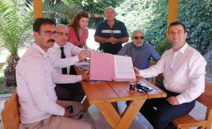 Bozova'da ki projeyi Hayırsever iş adamı Bakırcı destekledi