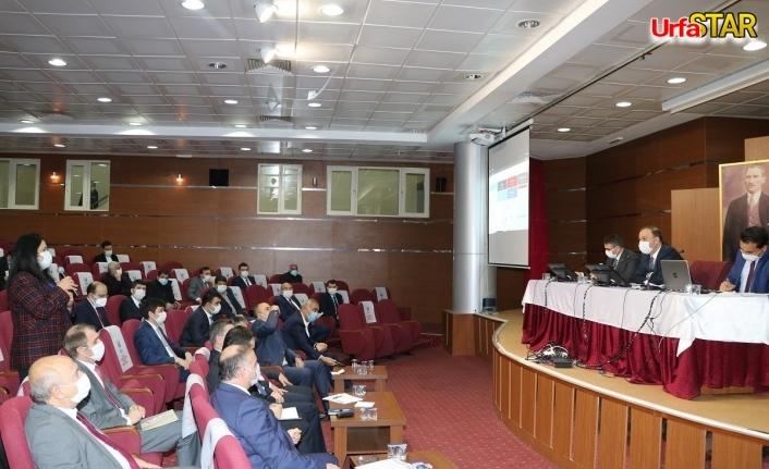 Urfa'da ki il koordinasyon toplantısında neler konuşuldu?