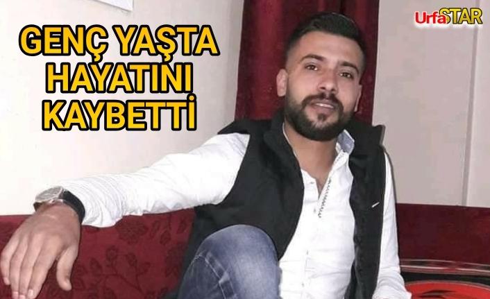 Urfa'da motosiklet kazasında can verdi