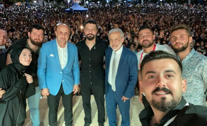 Hrü'de Güz haftası düzenlendi renkli görüntüler yaşandı