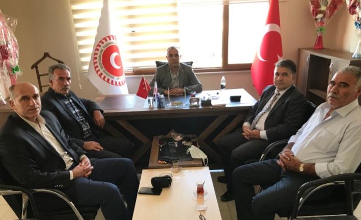 Dr. Süleyman Gök, Muhtarlar Günü'nü kutladı