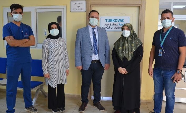 Urfa'da yerli aşı yapılmaya başlandı