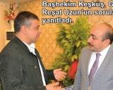 Dr. Keşküş, Reşat Uzun'a konuştu.