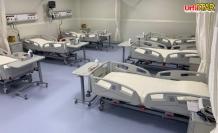 Urfa'da yatak sayıları arttırıldı