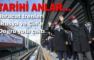 Ankara'dan böyle uğurlandılar...