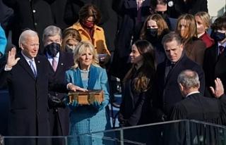 Biden resmen ABD'nin 46. Başkanı...