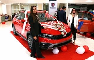 Fiat Cross Urfa'da tanıtıldı...